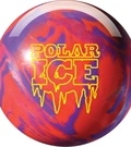 kula bowlingowa - Storm Polar Ice red/purple