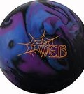 kula bowlingowa - Hammer WEB blue/black/purple