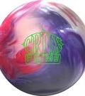 kula bowlingowa - Storm Crux Prime red/white/purple