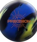 Bowling Ball - Track Precision Solid blue/yellow/black