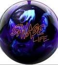kula bowlingowa - Columbia 300 Savage Life aqua/violet/black