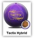 Bowling Ball - ATrack Tactix Hybrid purple pearl/purple