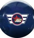 Bowling Ball - Roto Grip Squad RG Clear Poly Blue Sparkle