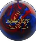 kula bowlingowa - Ebonite Destiny Pearl black/red/blue