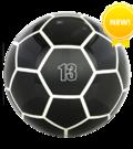 kula bowlingowa wiercona - Houseball SOCCER 13 lbs