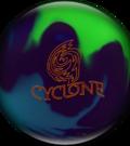- WYPRZEDAŻ! Ebonite Cyclone purple/teal/lime